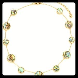 Crown & Ivy Goldtone Necklace